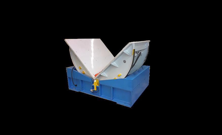 MDR-30 Electric Die Mold Upender