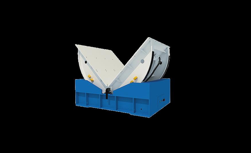 MDR-50 Electric Die Mold Upender