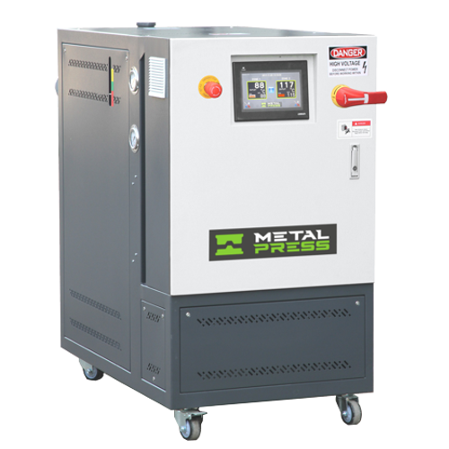 MetalPress Temperature Contol Unit - Hot Oil