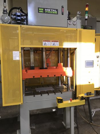 35 Ton Hydraulic Press FRECH - 01