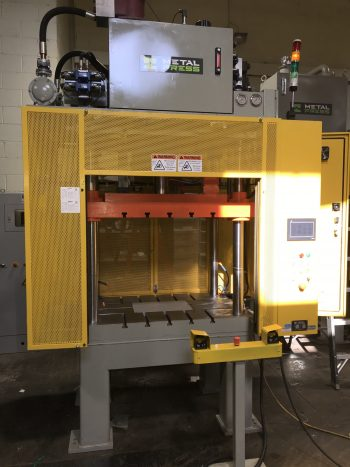 35 Ton Hydraulic Press FRECH - 02