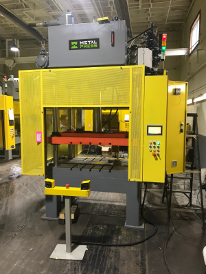50 Ton Hydrualic Trim Press - Pace - 01