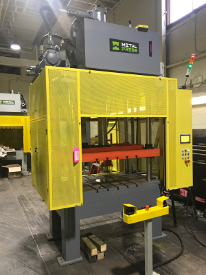 50 Ton Hydrualic Trim Press - Pace - 02