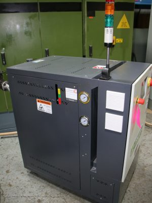THC-D-24 Hot Oil Temperature Control Unit at Hitachi Automotive System Mexico - 05
