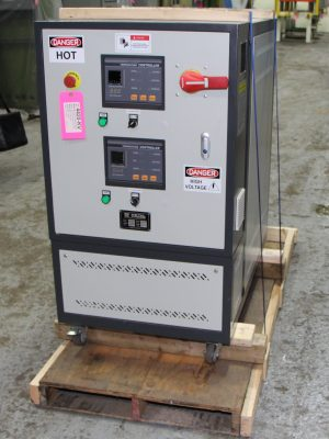 THC-D-24 Hot Oil Temperature Control Unit at Mag-Tec Casting Corp - 01