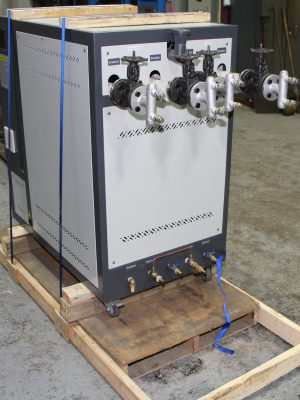 THC-D-24 Hot Oil Temperature Control Unit at Mag-Tec Casting Corp - 02