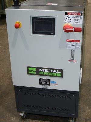 THC-D-24 Hot Oil Temperature Control Unit at Magna - 04