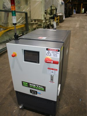 THC-D-24 Hot Oil Temperature Control Unit at Magna - 07